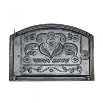 Дверка топочная каминная ДТК (Балезино)