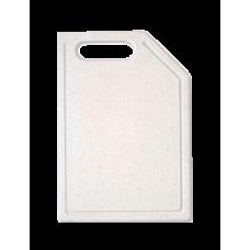 Доска разделочная 'Трапеция' средняя пластик