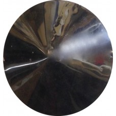 Зонт на трубу d:100 нержавейка