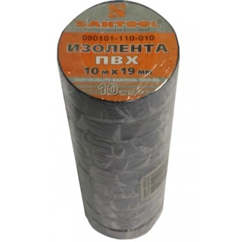 Изолента ПВХ 19ммx10м (10 шт) (МЛ)