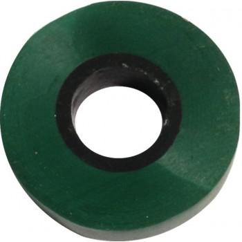 Изолента ПВХ 15ммх20м зеленая