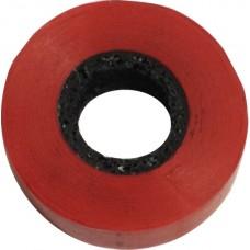 Изолента ПВХ 15ммх20м красная