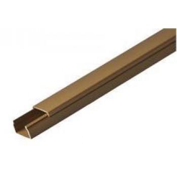 Кабель-канал 32ммх16мм коричневый Рувинил (2 м) 1шт=2 м 59521