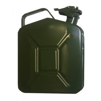Канистра  5л металлическая крашеная КС-5