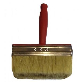 Кисть - макловица 50ммх150мм натуральная щетина с пластмассовой ручкой