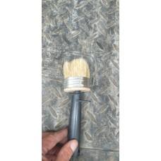 Кисть КМ 60 натуральная щетина, без ручки