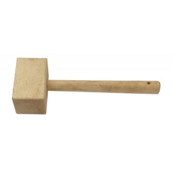 Киянка деревянная L:150 70ммх90мм 0,8кг