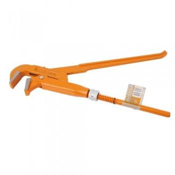 Ключ трубный 1' прямые губки №1