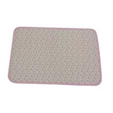 Коврик для ванны (микроволокно) 65смx45см