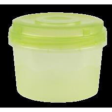 Контейнер для пищевых продуктов  0,7л (круглый, для СВЧ) (М1152)