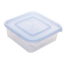 Контейнер для пищевых продуктов 0,4л (для СВЧ) квадратный