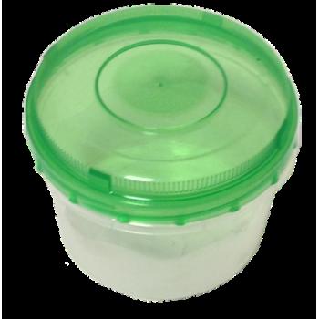 Контейнер для пищевых продуктов 1л (для СВЧ, круглый) (М1185)