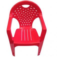 Кресло пластмассовое малое 53см*38см*36см