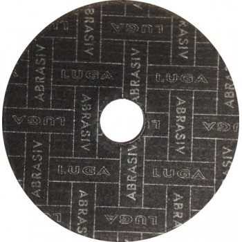 Круг отрезной по металлу 125ммх2,5ммх22мм Луга