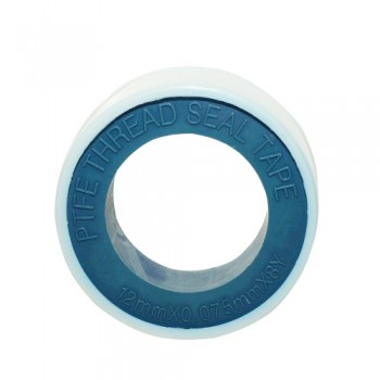 Лента фум 19мм*15м*0,12мм (газ)