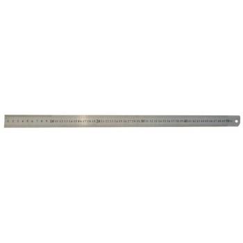 Линейка металлическая 0,5м