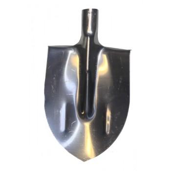 Лопата штыковая нержавеющая сталь s:1,5 мм (Павлово)