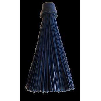 Метла пластиковая круглая без черенка
