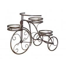 Подставка под цветы 'Велосипед-3'