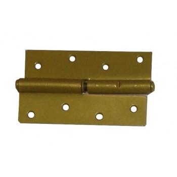 Петля ПН-120 левая золото
