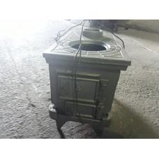Печь чугунная дачная 66 кг