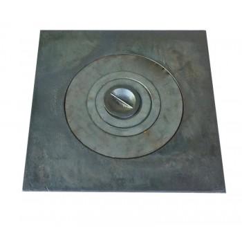 Плита под казан П 1-4 600ммх600мм (Урал)