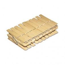 Прищепка деревянная ЭКО (20шт.) YORK 9605
