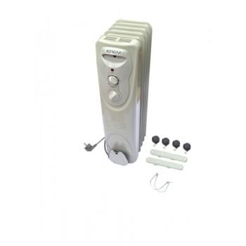 Радиатор масляный 5 секций 'Engy' EN-1305 1кВт