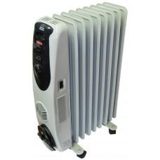 Радиатор масляный 7 секций 'Engy' EN-1307F 2кВт с тепловентилятором