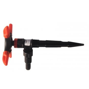 Разбрызгиватель 'ЖУК' 4-х лепестковый для шланга 1/2'-3/4'