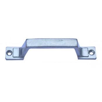Ручка-скоба РС-50 светлый металлик