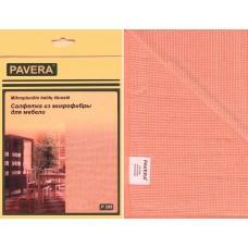 Салфетка Pavera для мебели 30смх40см микрофибра