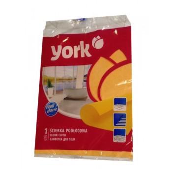 Салфетка для пола вискозная 50смх60см York 2201