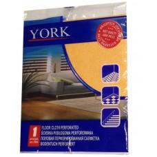Салфетка для пола 50смх60см (перфорированная) York