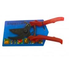 Секатор 220мм оксидирование, с защелкой на картонной подложке с пластмассовыми хомутами