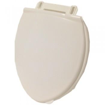 Сидение для унитаза пластмассовое белое
