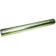 Труба L:0,5м d:120мм нержавеющая