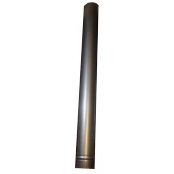 Труба L:1м d:110мм печная