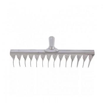Грабли 14 зубьев витые (оцинкованная сталь)