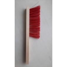Щетка сметка синтетика с деревянной ручкой