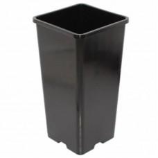 Горшок для рассады 1,9л черный (07174)