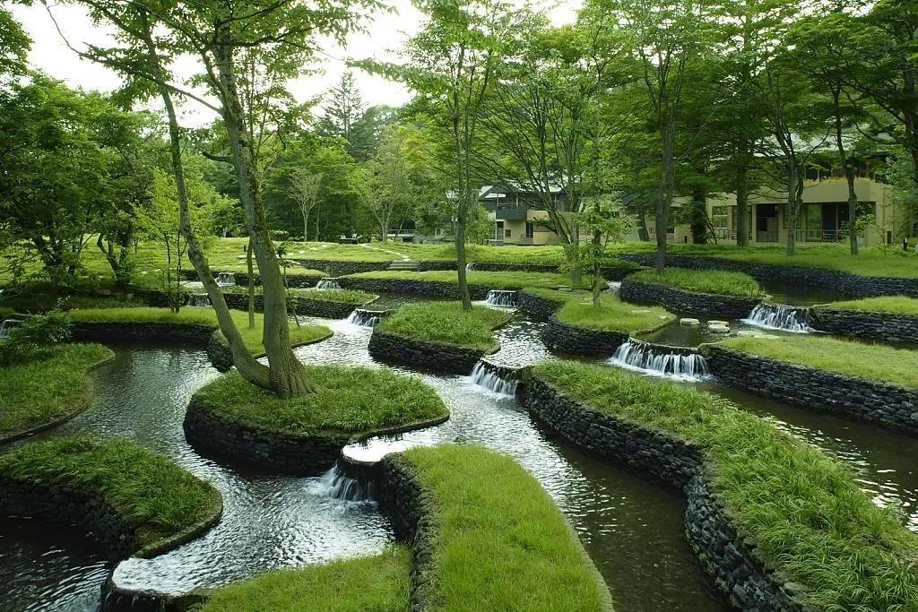 Вода в ландшафтном дизайне