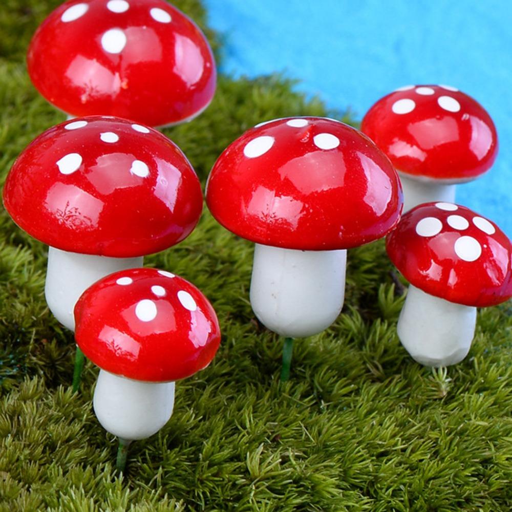 грибы для полянки