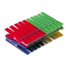Прищепка пластмассовая 'Стандарт' YORK 9600 (упаковка 20 шт) /100/