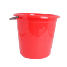 Ведро пластмассовое 10л мерное (04011)