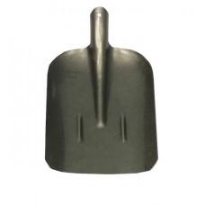 Лопата совковая 'РЕЛЬСОВАЯ СТАЛЬ' усиленная с двумя ребрами жесткости S504 S-2 /10/