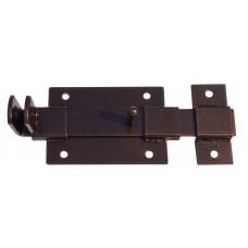 Задвижка дверная №1 ЗД-300 медь антик