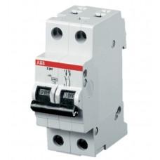 Автоматический выключатель модель 2п С 25А SH202L 4,5кА АВВ 2CDS242001R0254 (84598)