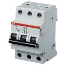 Автоматический выключатель модель 3п С 16А SH203L 4,5 кА АВВ 2CDS241001R0164 84603