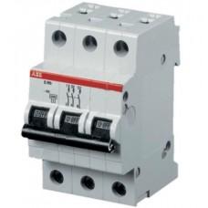 Автоматический выключатель модель 3п С 20А SH203L 4,5 кА АВВ 2CDS241001R0204 84604